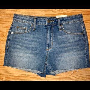 Universal Thread denim shorts NWT Size 4